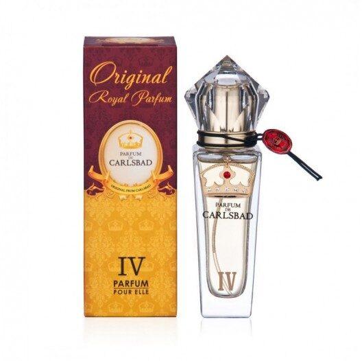 Smaržas Parfume de Carlsbad IV